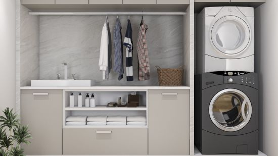 5 Ways to Keep Your Laundry Room Tidy