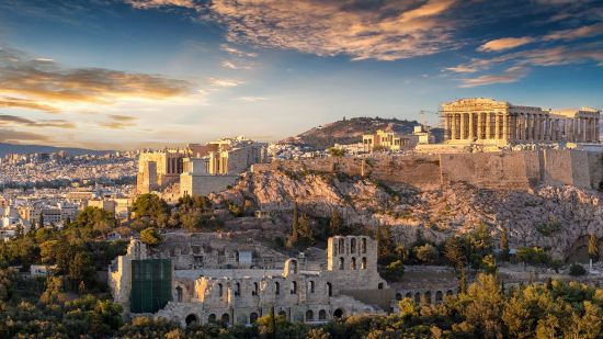 'See' Greece Through These Fun Movies
