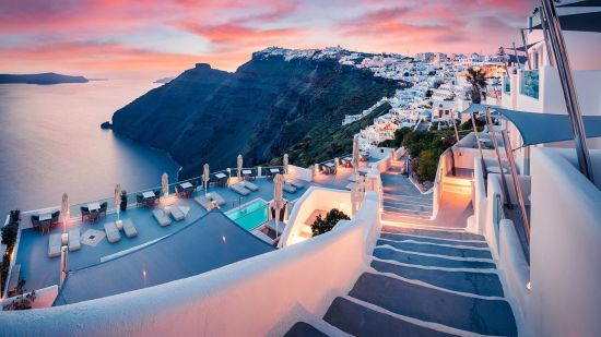 Create a Comprehensive Greece Experience