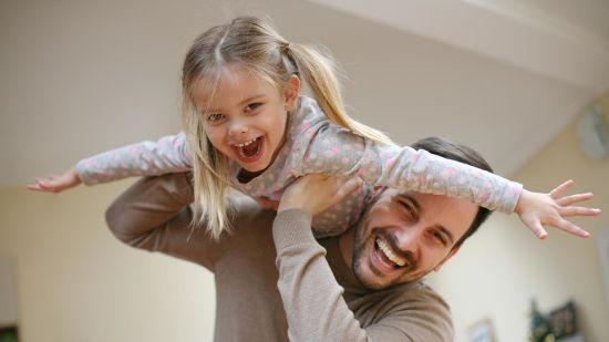 Workouts for Dads to Play with Your Kids
