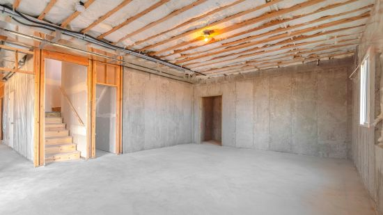 Make the Most of an Unfinished Basement