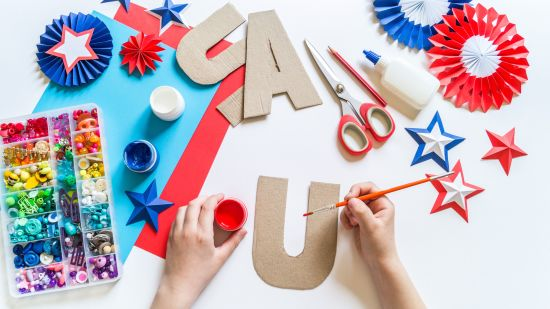 3 DIY Fourth of July Decorations