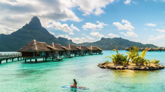 Create a Luxury Tahitian Vacay at Home