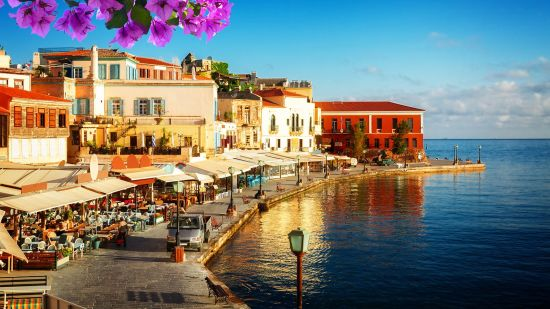 Experience Crete from Your Home