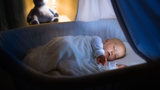 4 Tips for Sleep Training Your Baby