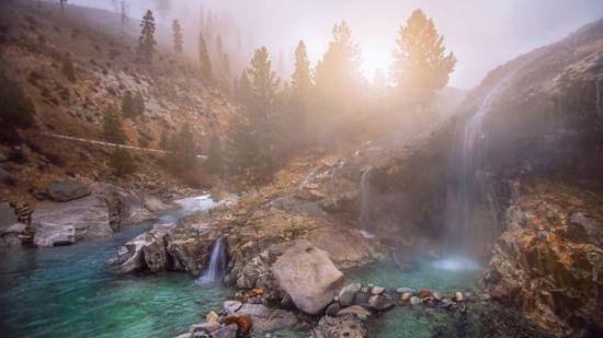 The Ultimate Hot Springs Road Trip