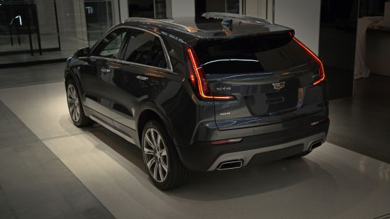 Riding Shotgun: Cadillac XT4 4WD