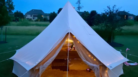 Create 'Wonder + Whimsy' with Glamping
