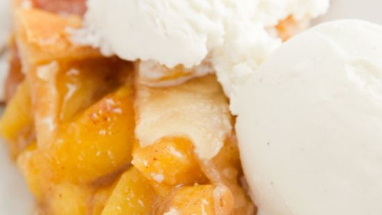 5 Recipes Using Fresh Peaches