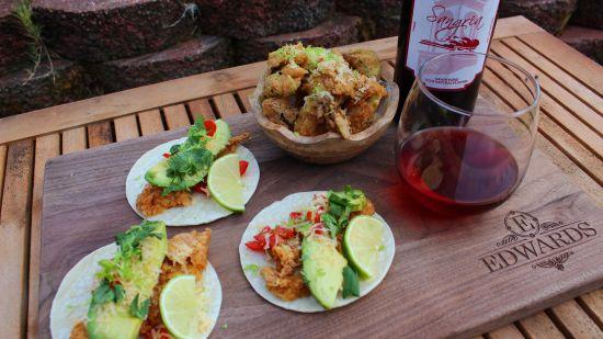 Street Tacos Feat. Local Sangria