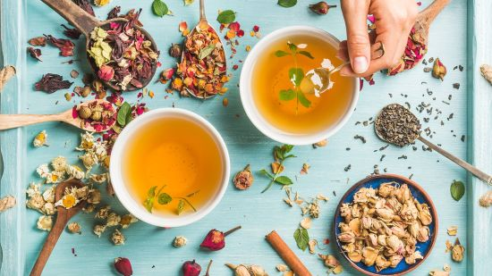 When to Drink Different Kinds of Tea