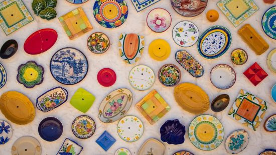 Ceramic Painting Fun