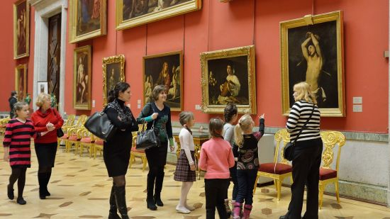 Ways That Museums Benefit Children