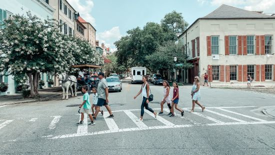 Visiting Charleston, SC with Kids
