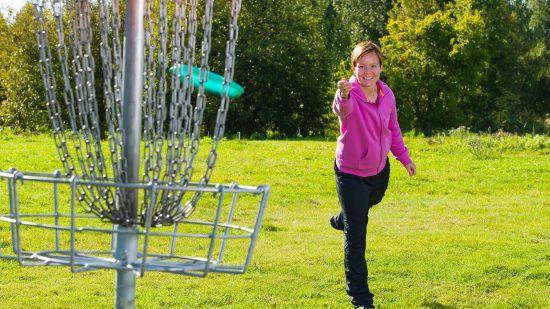 Disc Golf 101