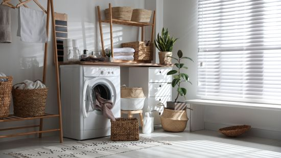Spruce Up Your Laundry Room