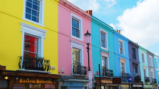 Bright House Colors to Inspire You