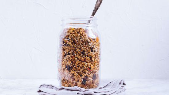 Homemade, Guilt-Free Granola