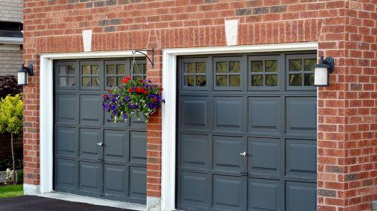 Stylish Ways to Paint Your Garage Door