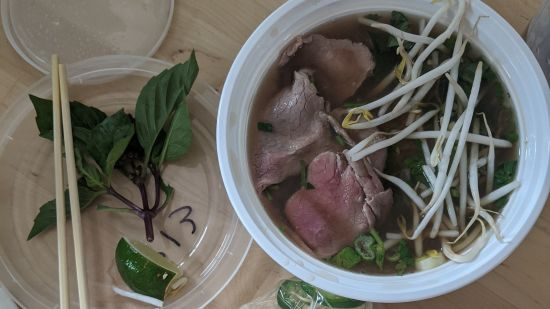 Support Local: Pho Today