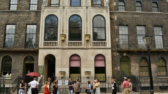 DiscoverSir John Soane's Museum