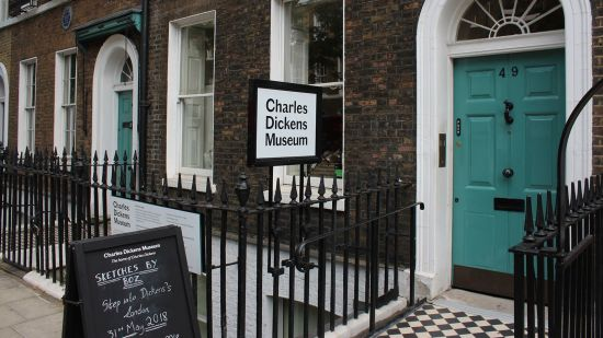 Explore the Charles Dickens Museum