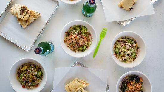 Grab Healthy, Fresh Food at Grub