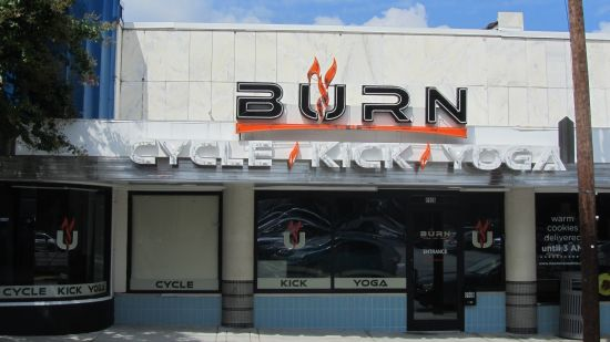 Feel the Burn at BURN