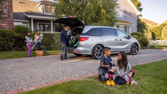 3 Family-Friendly Car Options