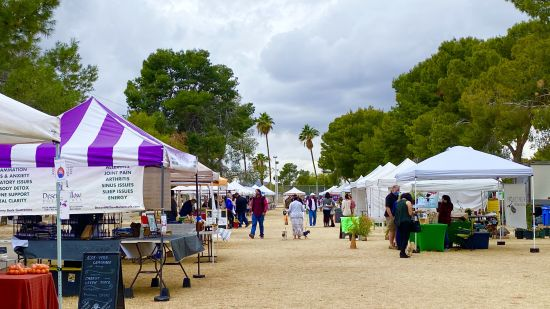 Top 4 Farmers Markets in PHX/Scottsdale