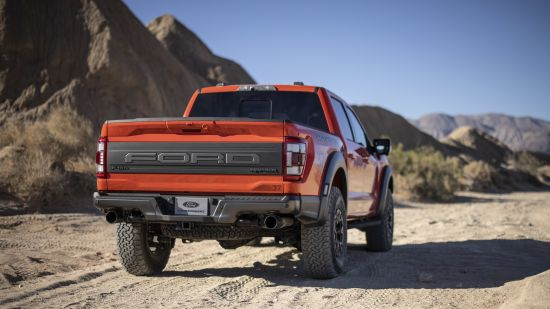Ford Debuts Updated F-150 Raptor