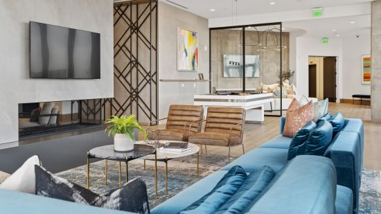 Crosby Design Group: Seven88 Amenities
