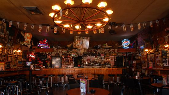 70th Anniversary for Legendary Saloon