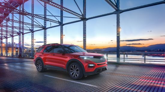 Ford Explorer adds 3 to its lineup