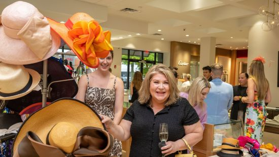 Iroquois Steeplechase Shopping Event