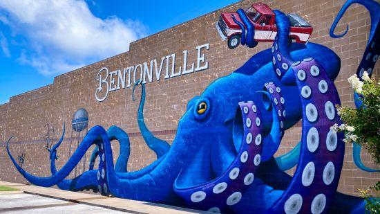 A Weekend Getaway in Bentonville, AR