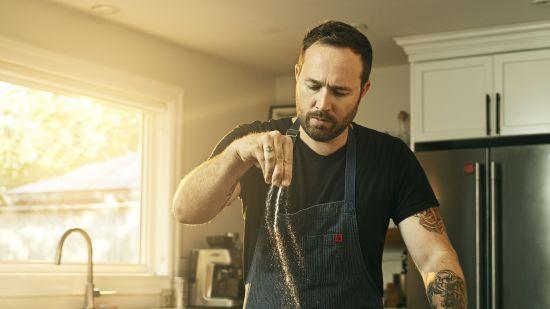 Dennis Prescott and Joy in the Kitchen