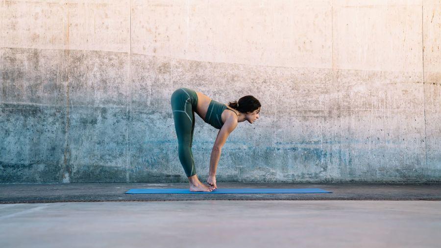 Los Angeles Balance Flexibility City Lifestyle