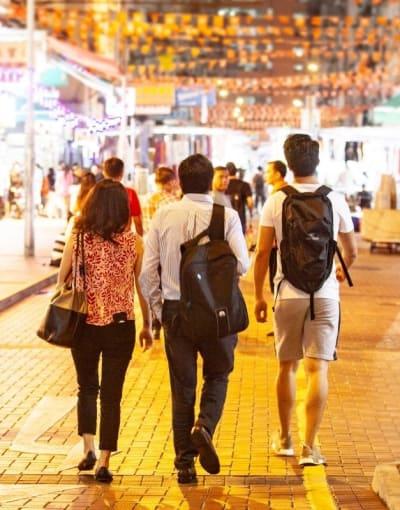 Walking tours Hong Kong
