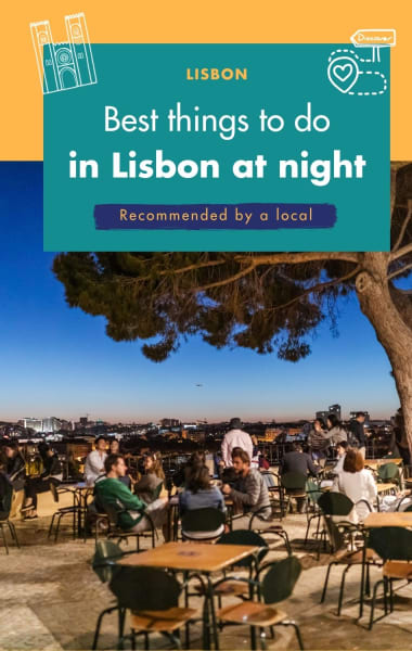 Top 10 Things to do in Lisbon at Night