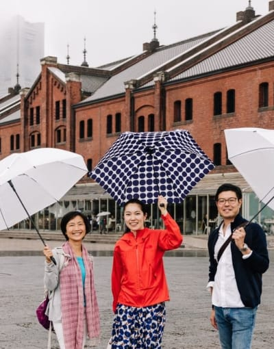 Walking Tours In Yokohama