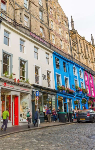 Top 10 Local Things To Do In Edinburgh