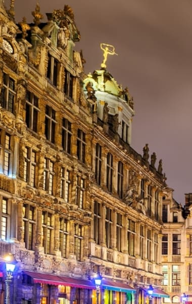 Top 10 Things to do in Brussels at Night