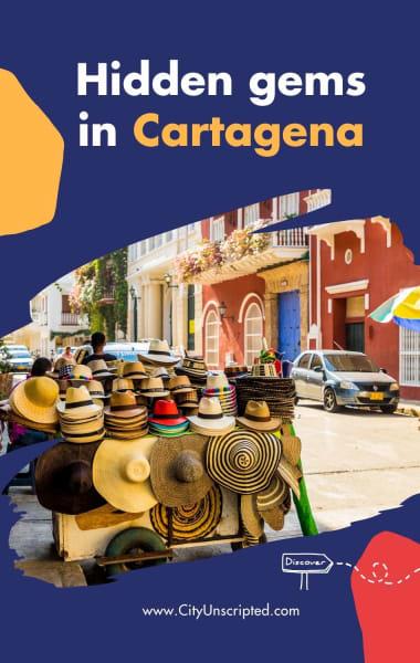 Top hidden gems in Cartagena