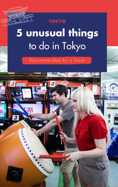 5 Unusual Things To Do In Tokyo