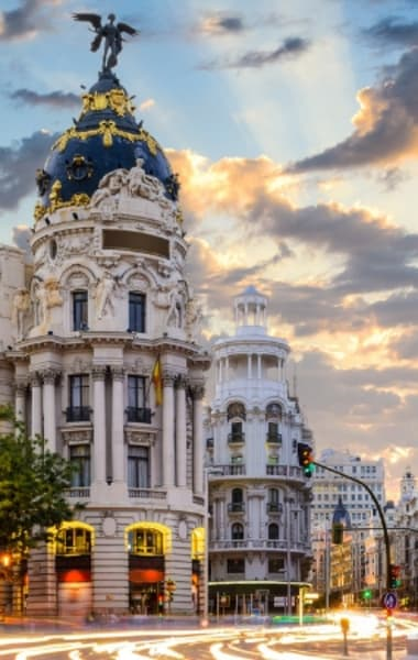 Best Time to visit Madrid