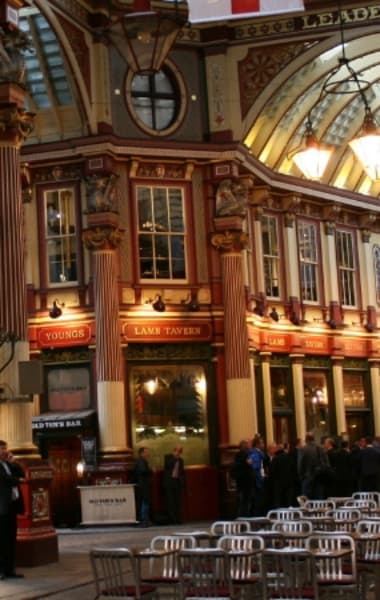 5 Secret Cafes in London