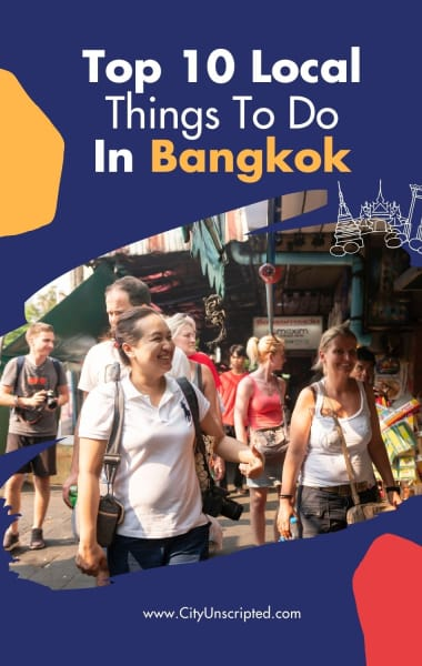 Top 10 Local Things To Do In Bangkok