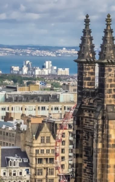 Top 5 Neighbourhoods To Stay In Edinburgh