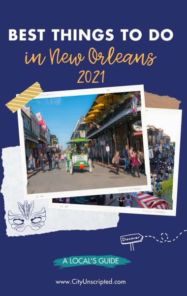 The best things to do in New Orleans 2021